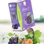 BIO Aronia Qi - Aronia + Topinambur + 7 Kräuter + Passionsfrucht