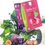 BIO Rüben Herz - konzentrierte Rote Beete + Topinambur + Kräuter&Gewürz + Passionsfrucht