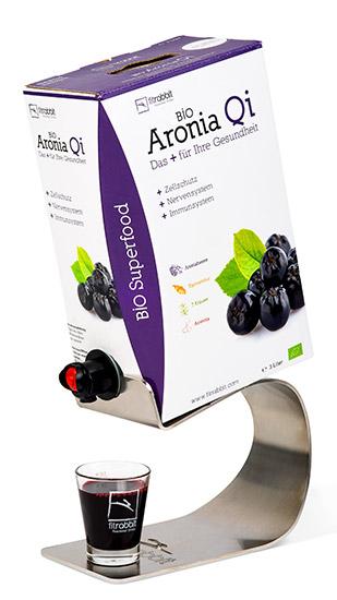 BIO Aronia Qi mit Dispenser